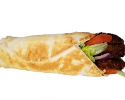 Montfort Grimsby - Falafel Wrap