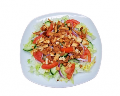 Montfort Grimsby - Fattoush Salad