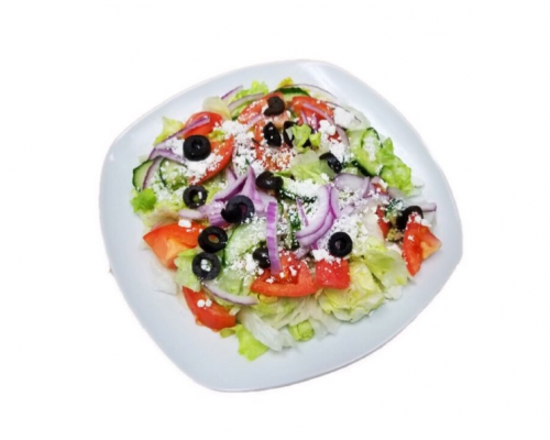 Montfort Grimsby - Greek Salad