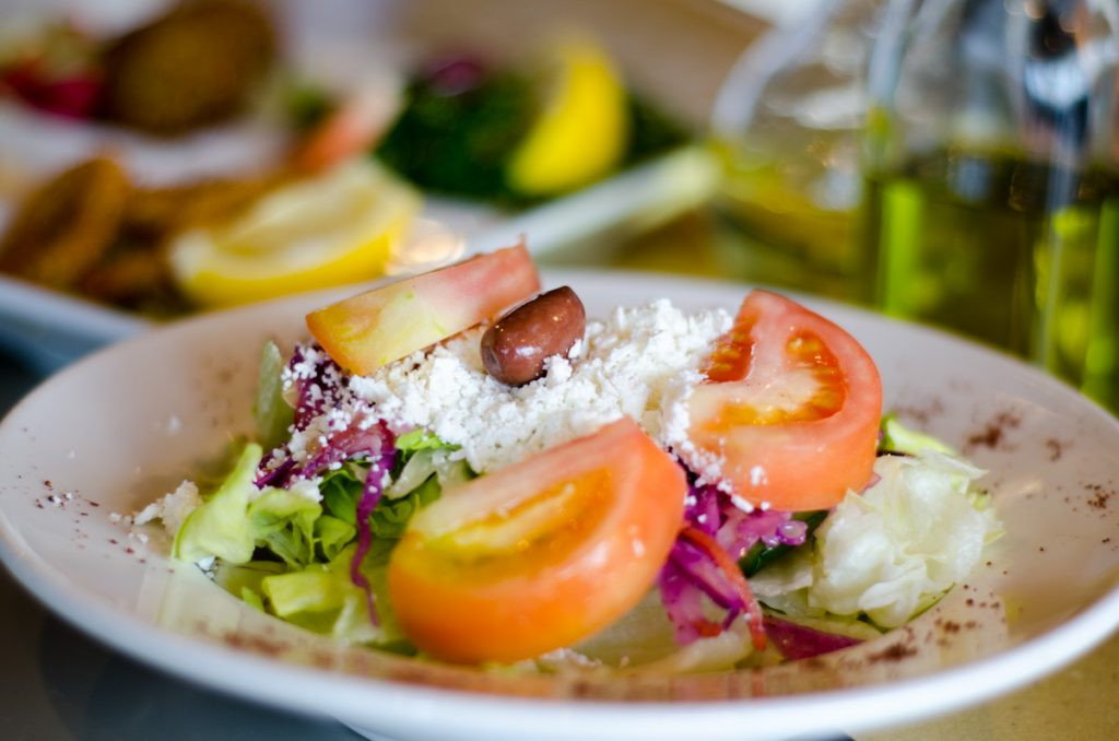 Montfort Oakville Mediterranean Cuisine - Dishes Salad