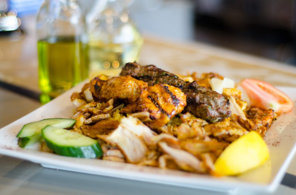 Montfort Oakville Mediterranean Cuisine - Dishes