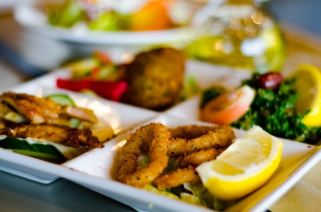 Montfort Oakville Mediterranean Cuisine - Dishes